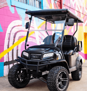 ccoeclipse 1 286x300 - Club Car Onward - Eclipse Special Edition