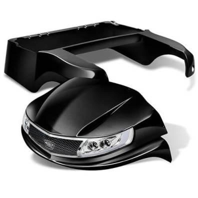 phoenix black - Custom Makeover for your Club Car Precedent