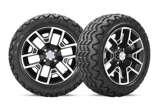 Atlas 14 inch wheels gloss black 600x415 1 - ATLAS WHEELS