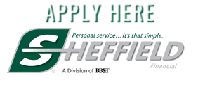 sheffield logo apply here - Welcome