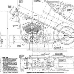 Harley Softail Frame Diagram Basic Car Radio Wiring Choosing Fork Length Issue Club Chopper Forums Plan Jpg