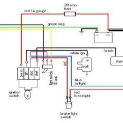 1994 Harley Sportster Wiring Diagram Two Lights One Switch El-schema Nån??