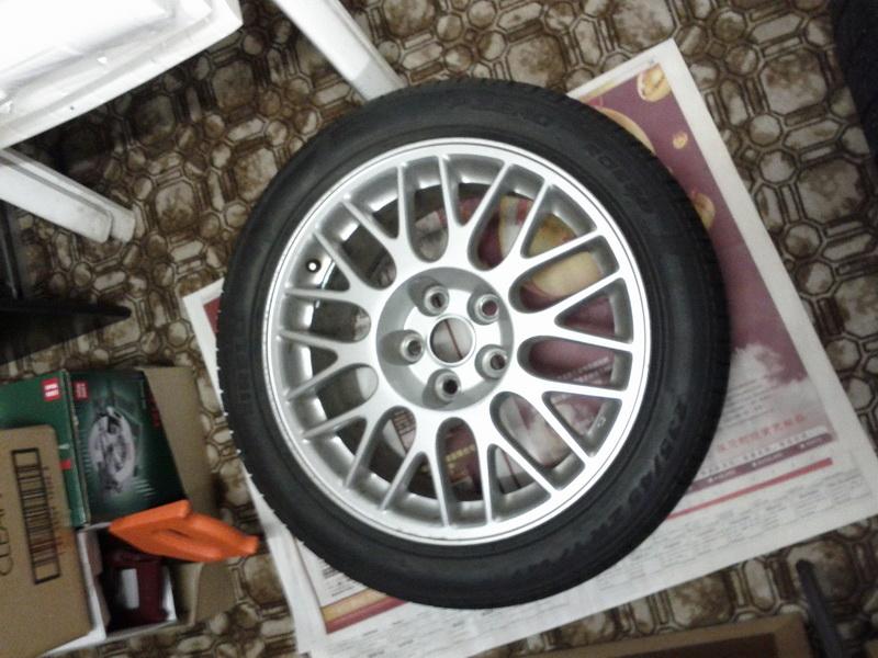 Nsw Evo 7 Enkei Wheels 17x8 35