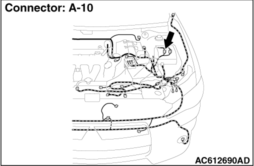 Code No. P1777: Malfunction of Stepper Motor