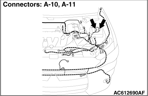 Code No. P0720: Malfunction of Secondary Pulley speed Sensor