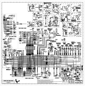 Wiring Diagram  Superformance chassis 1900  Club Cobra