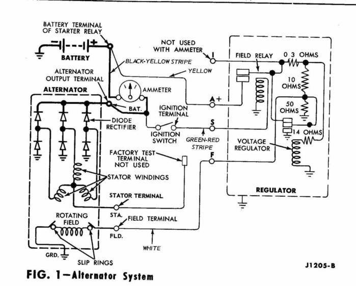 Wiring Diagram New Era Voltage Regulator