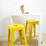 Diy Rolling Kitchen Island Or Bar Ikea Hack Club Crafted