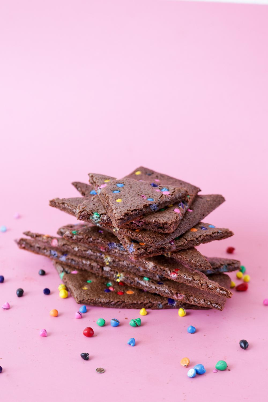 Cosmic Brownie Bark Recipe | Club Crafted