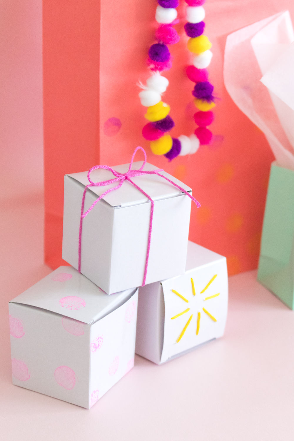 Mother's Day Gift Wrap Ideas   Club Crafted