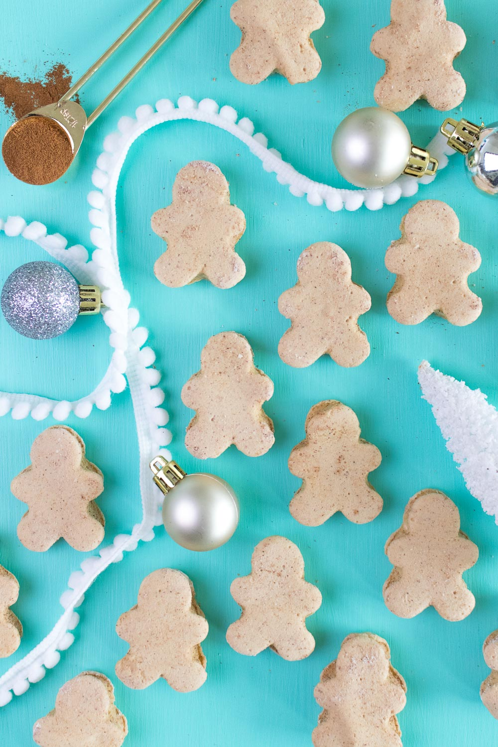 Gingerbread Man Marshmallows   Club Crafted