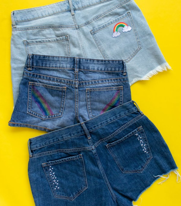 3 Ways to Update Short Pockets this Summer