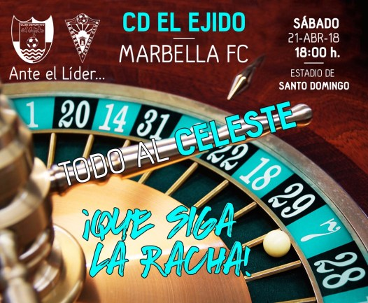 cd el ejido vs marbella