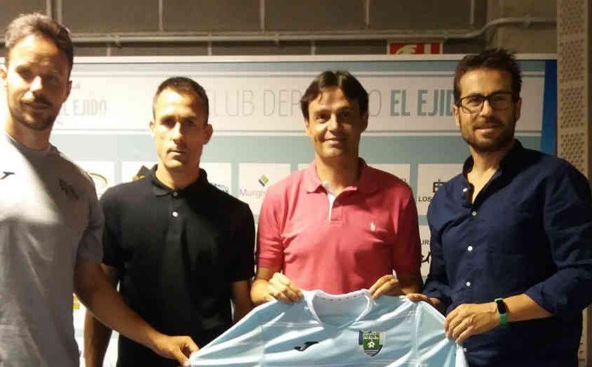 Carlos Sánchez, nuevo técnico del Juvenil