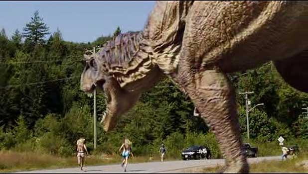 Albertosaurus  Primeval
