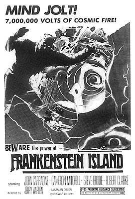 Frankenstein Island - 1981