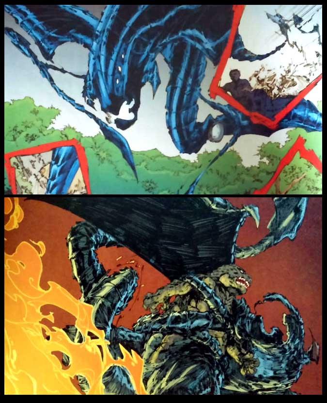 Shinomura Godzilla Awakening
