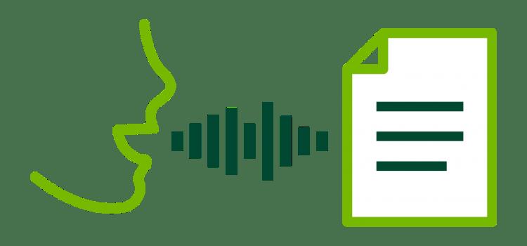 Conversor simple de voz a texto usando SpeechRecognition de Python