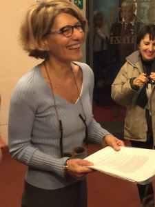 Club di Lettura Italiano: Ludovica Valentini, la Prof.