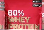 Pipoca de Whey Protein