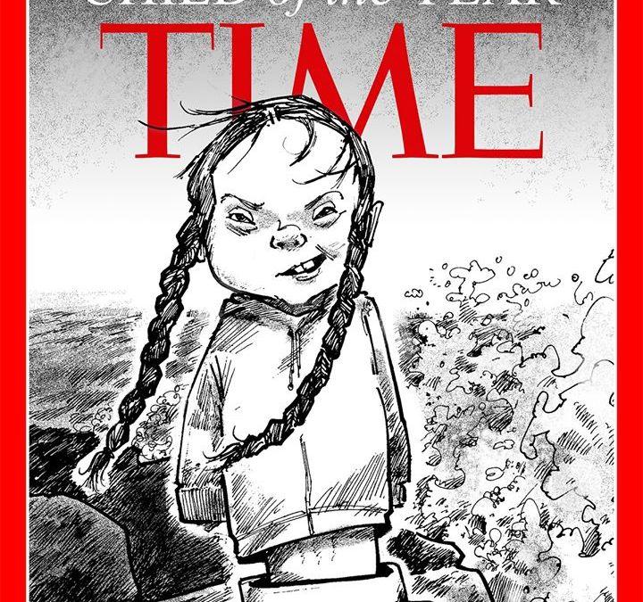 A Personalidade do Ano Descartada pela Revista Time
