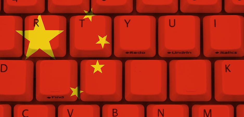 Mídia Toma Partido da China