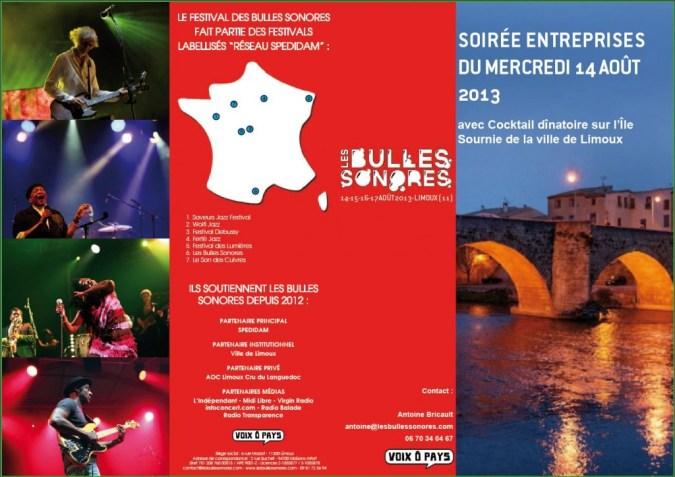 Festival des bulles sonores 1