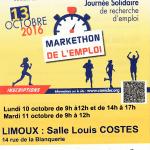 Markethon de l'emploi à Limoux