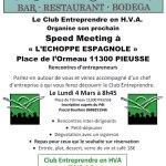 04/03/2019 – Speed meeting à Pieusse