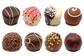 Шоколадные конфеты. Вредные продукты. Не ешьте это! Список самой опасной еды
