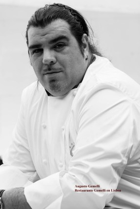 Chef Augusto Gemelli