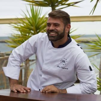 Chef Guram Baghdosvili