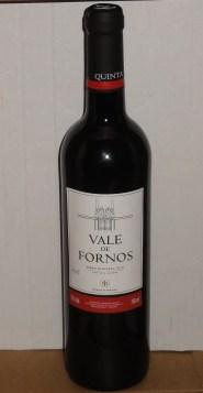 VALE DE FORNOS TINTO 2012 - Medalha de Prata