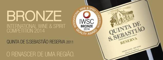 IWSC 2014 - Bronze