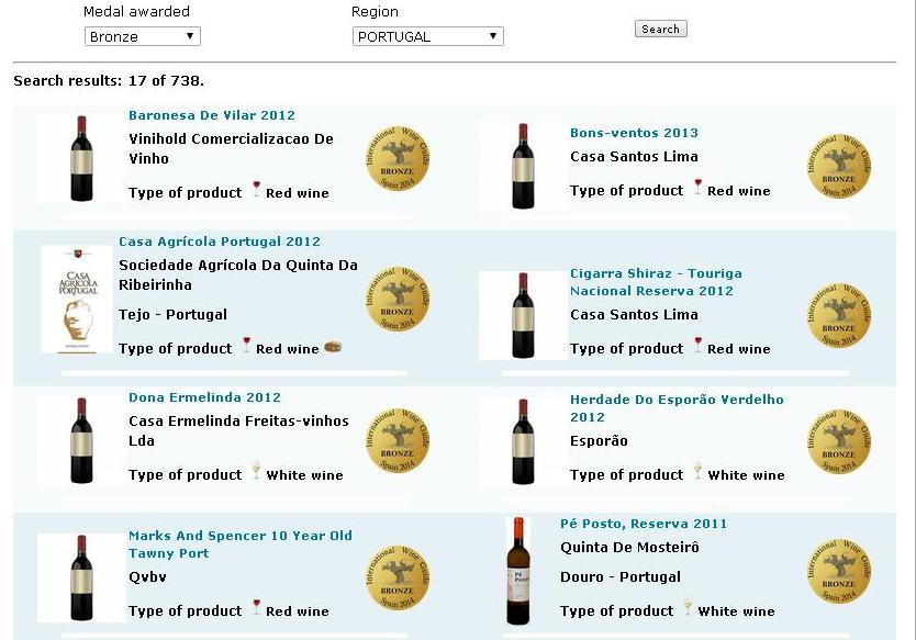 International Wine Guide 2014 Espanha Clube De Vinhos