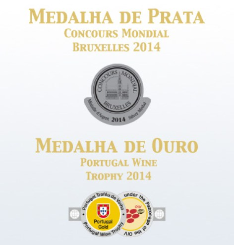 mo AZINHAGA DE OURO - Vinho Branco Douro DOC