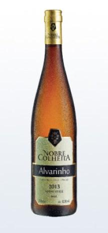 NOBRE COLHEITA Vinho Verde Branco Alvarinho DOC 2013