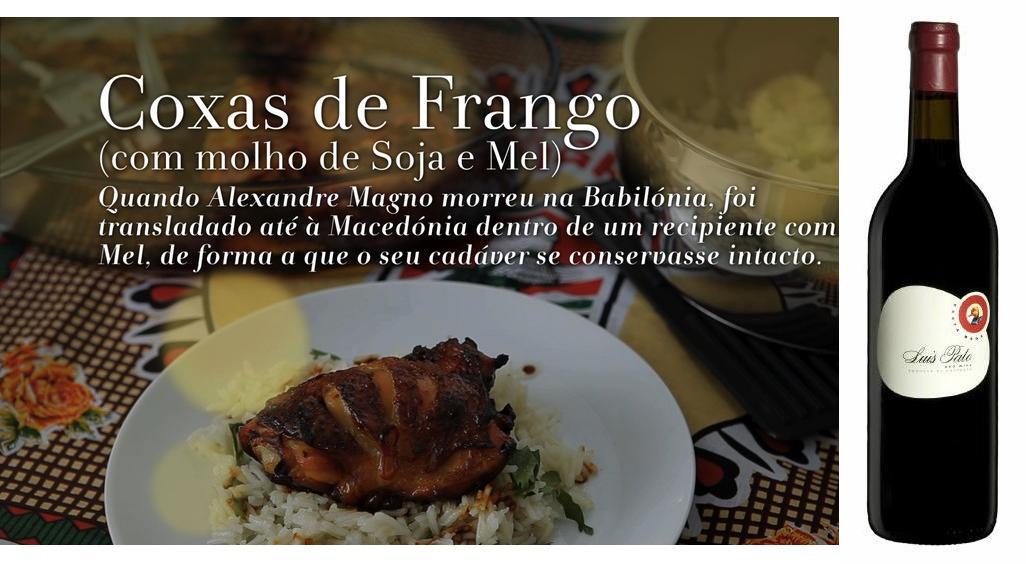 COXAS FRANGO