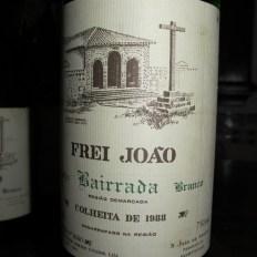 frei joao branco 1988