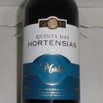 Quinta das Hortênsias Merlot Tinto 2008