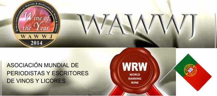 Todos os anos a WAWWJ (World Association of Writers and Journalists of Wines and Spirits) recolhe os resultados de todos os Concursos Internacionais de Vinhos (homolgados pela OIV), dividindo em três vertentes:  - Os melhores países produtores de vinhos;  - Os melhores produtores de vinhos de cada país;  - Os melhores vinhos de cada país. (200 melhores)
