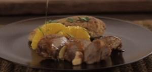 Burras de Porco com Migas Chef Luís Baena