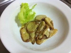 Ragu de cogumelos – Pilz Ragout Chef Heiko Grabolle