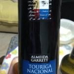 Almeida Garrett Touriga Nacional