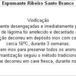 FT Espumante Ribeiro Santo Branco