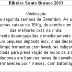 FT Ribeiro Santo Branco 2013