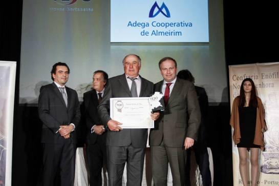 Empresa Dinamismo Vinhos do Tejo 2014 - Adega de Almeirim
