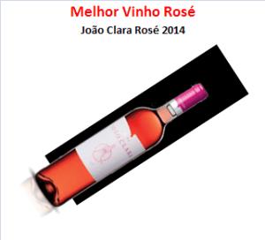 MELHOR VINHO ROSÉ