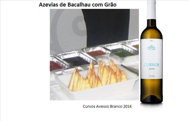 Azevias de Bacalhau com Grão