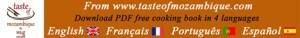 FONTE DAS RECEITAS - Clique no banner para aceder ao livro